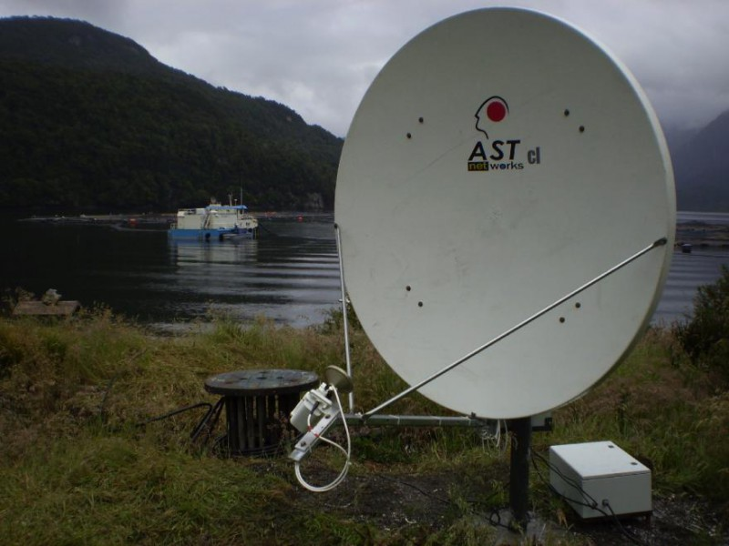 SERVICIOS SATELITALES - AST Technology Networks
