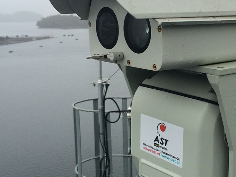 Vigilancia Remota Termal - AST Technology Networks
