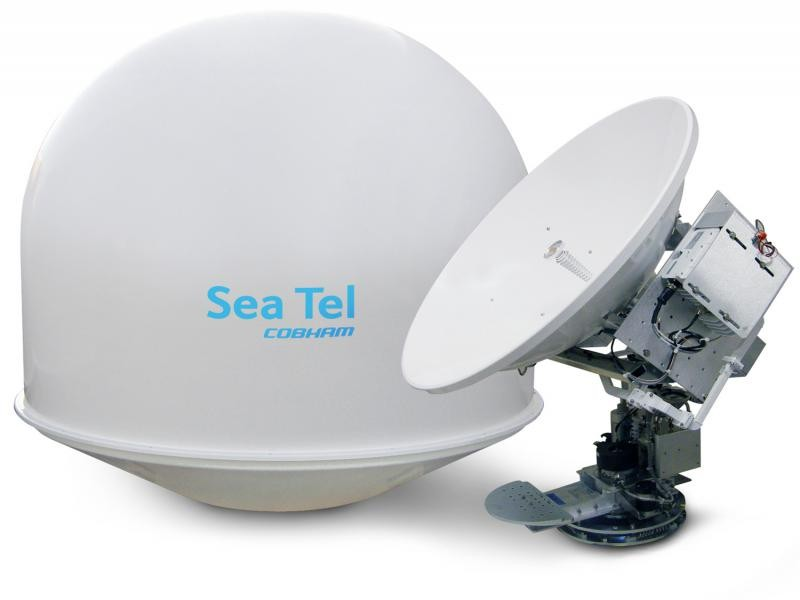 VSAT Marítimo - AST Technology Networks
